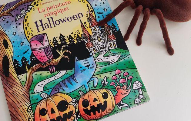 La peinture magique - Activité sur le thème Halloween !