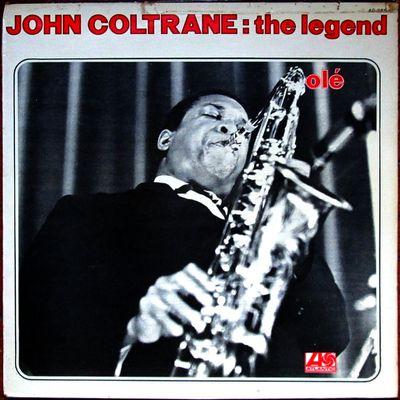 John Coltrane - The legend - OLé