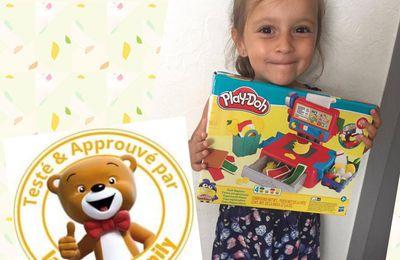 La Caisse enregistreuse Play-Doh de chez Maxitoys