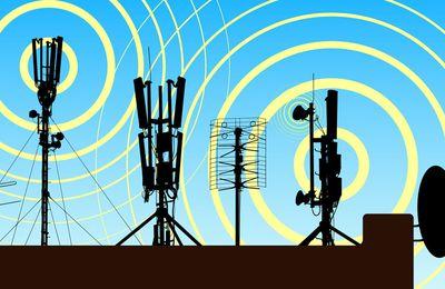 Communications sans fil à 60GHz. Propriétés uniques d'absorption de l'oxygène