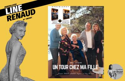 NEWS : Sortie DVD / Bluray « un Tour chez ma Fille» le 20 octobre 2021