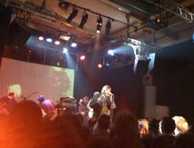 For Good: The Soundtrack Of Our Lives - Live, Gebäude 9, 22/11/09