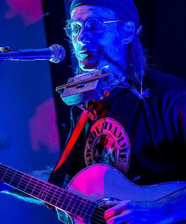 Blues Notes 2017 avec Fred Chapellier, Philippe Menard et Curtis Johnson Band