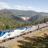 Visiter les Etats-Unis en train - ROAD TRIP USA