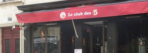 Le club des 5 (Paris 17e)