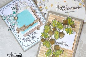 Blog Hop Artisan design Team ! Count My Blessing