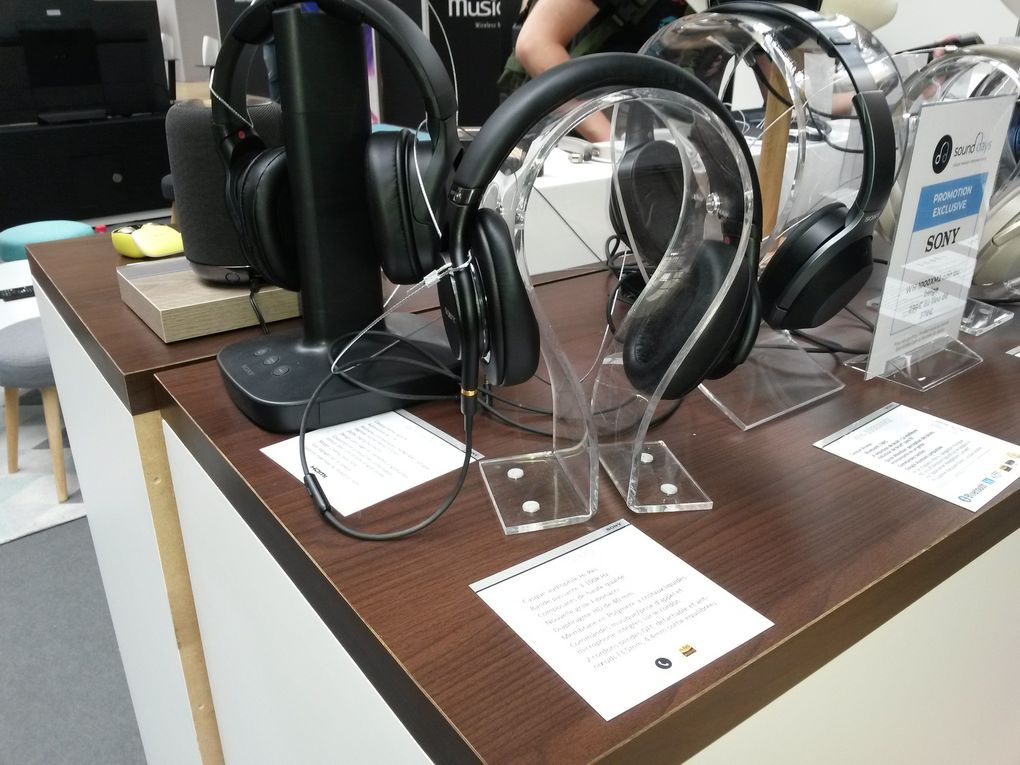 Sony @ Sound Days 2018 - photos: Tests et Bons Plans