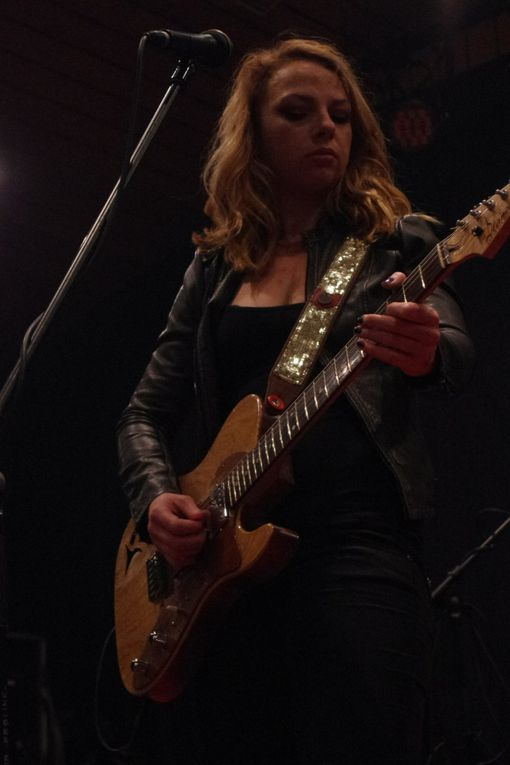 Mike Zito & Samantha Fish & The Wheel - 08 novembre 2014 - BlauBlues, Haringe (B)
