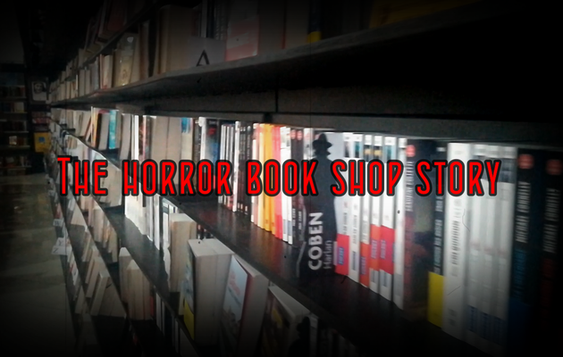 Booktube : The horror book shop story
