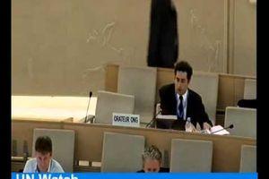 ONU : Protestations de l'Iran après qu'UN Watch demande qu'Ahmadinejad soit inculpé