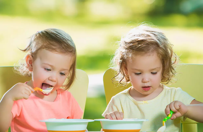 L'alimentation des enfants de 1 à 5 ans (partie 1)