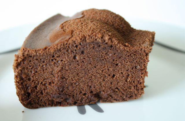 """Gâteau Chocolat """"plutôt"""" léger"""