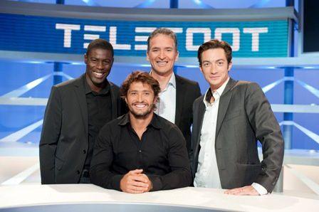 « Telefoot », sommaire du dimanche 10 janvier 2010