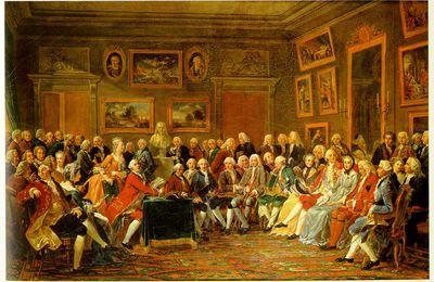 La notion de communauté savante, communauté scientifique en histoire des sciences