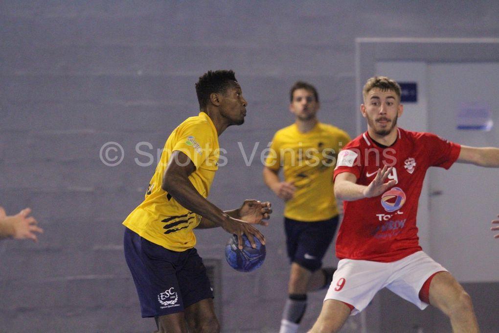 Vénissieux Handball s'est qualifiée pour le 4e tour de Coupe de France