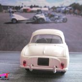 FASCICULE N°5 RENAULT DAUPHINE1962 SOLIDO 1/43 - car-collector