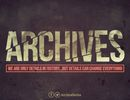 ARCHIVES SERIES