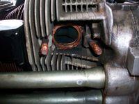 Remontage des boîtes de chauffage et clapets pour l'air chaud