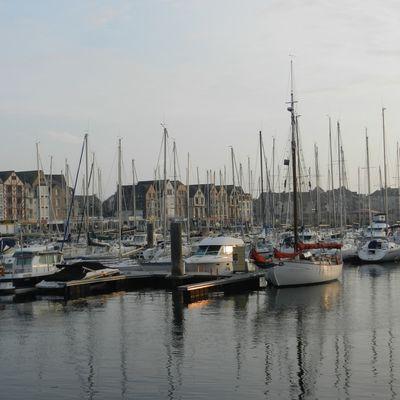 Port du Crouesty le lundi 27 février 2012