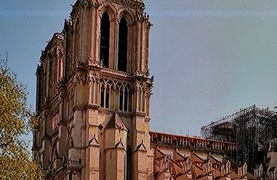 PEGUY, CLAUDEL, Marie NOËL, F.JAMMES à Notre-Dame de Paris..