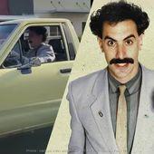 Sacha Baron Cohen a déjà tourné Borat 2 ! (Vidéo) #Borat2 - #15ansSANSURE 🎉