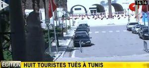 8 touristes tués en Tunisie par un homme armé !