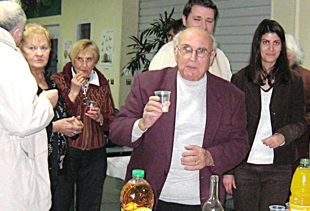 Jean DAOU, président de l'Olive et l'Olivier et jury de Provence-poésie, disparu en janvier 2020