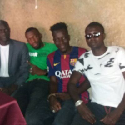 GAMBIA'S FORMER INTERNATIONAL PLAYER ORGANISES ENTERTAINMENT FOR SPORTS