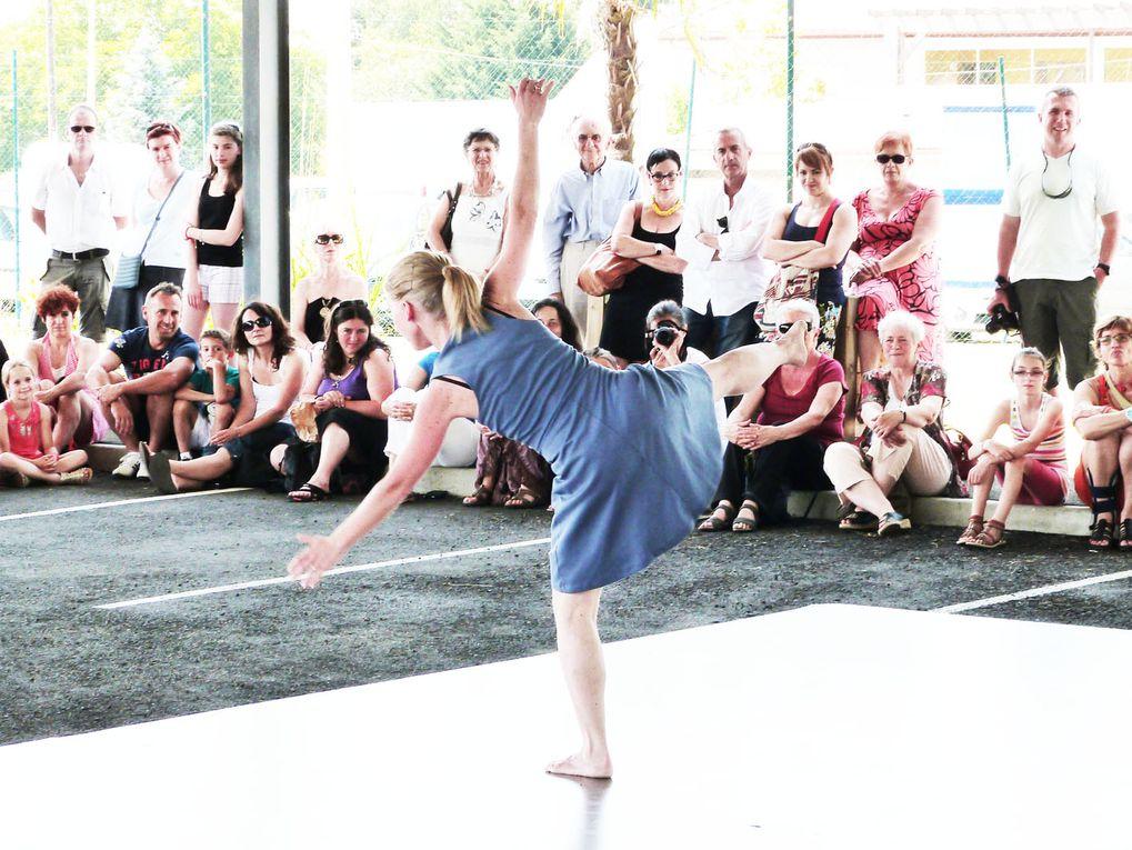 Spectacles vivants de danse classique, contemporaine et battle de hip-hop et de graph. Festiv'Arts, ça bouge!