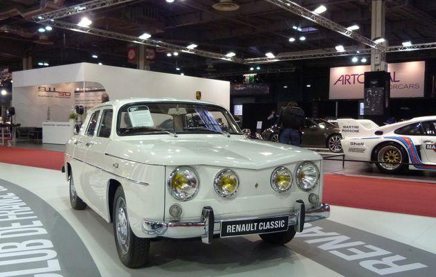Gros plan: Renault R8 Landon 1963