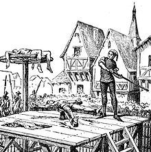 TEMPS FORTS: 1777-UNE EXECUTION A GUISE.(fin)