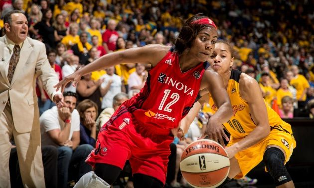 WNBA: Washington réalise un hold-up parfait à Tulsa