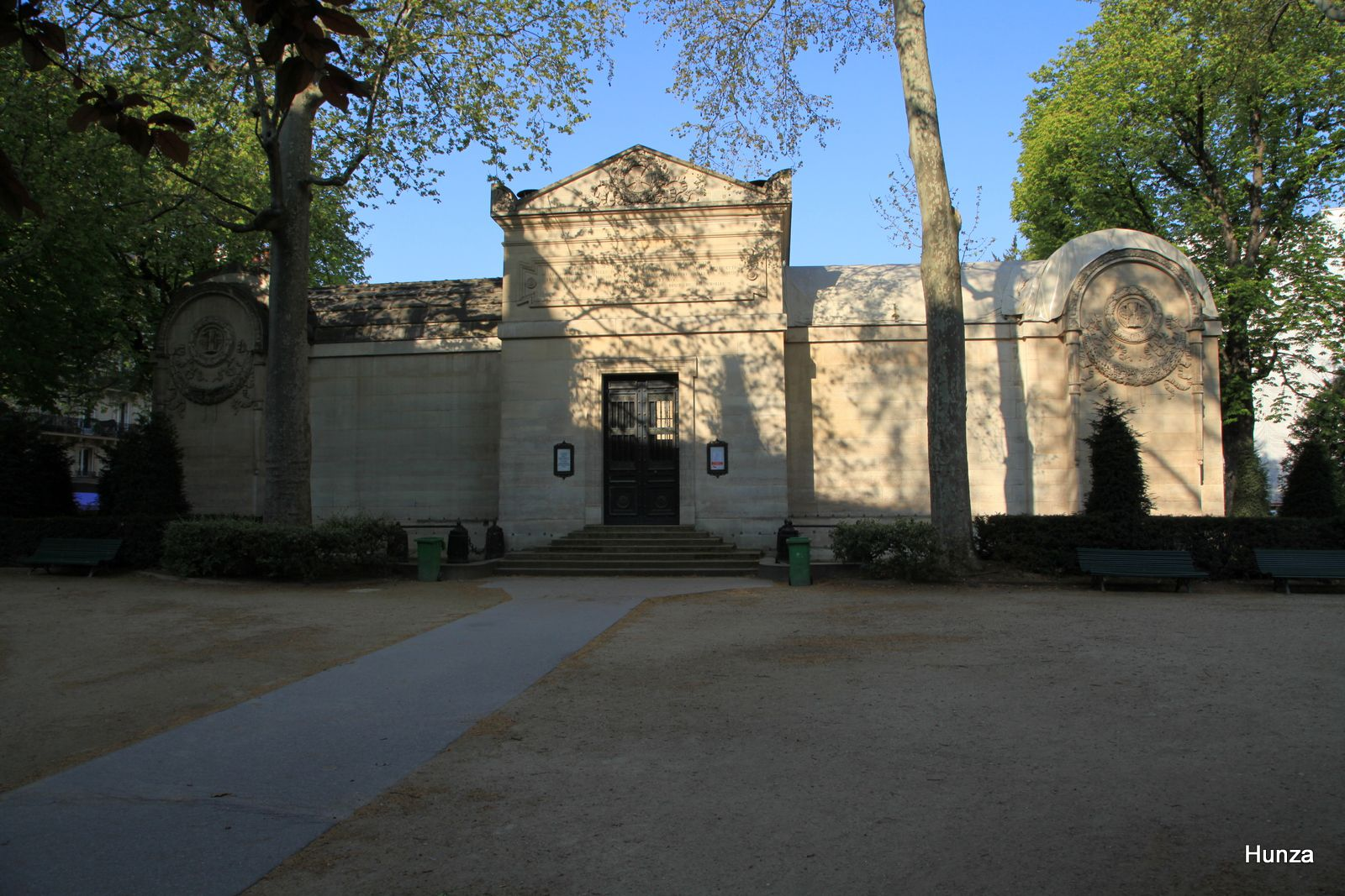 Paris, chapelle expiatoire