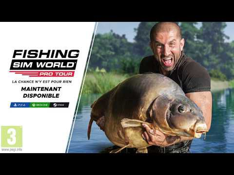 [ACTUALITE] Fishing Sim World: Pro Tour - Le jeu est enfin disponible