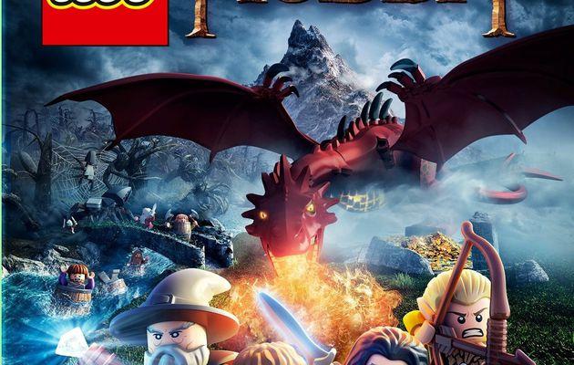 TEST de LEGO THE HOBBIT (testé sur XBOX 360): Ah Smaug en LEGO...