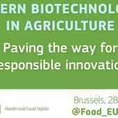 Conférence européenne sur les NBT : résumé du deuxième atelier sur l'articulation entre biotechnologies et changements sociétaux - Info NBT