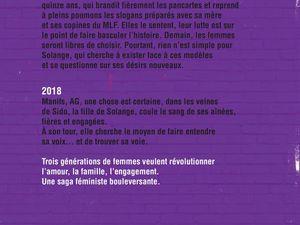[LES COUPS DE CŒUR DE L'ETE] Nos elles déployées / Jessie Magana - Thierry Magnier