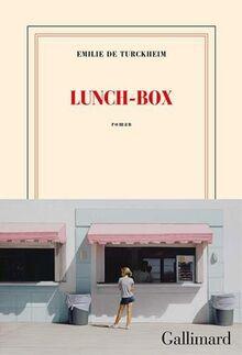 La lunch box de E de Turckheim (éditions Gallimard)
