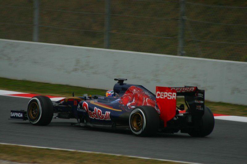 Formula One Test Days Barcelone 2015