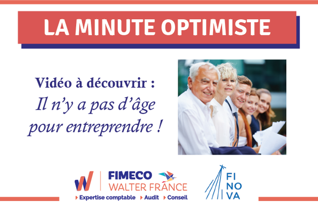 La Minute Optimiste - Episode 5 !