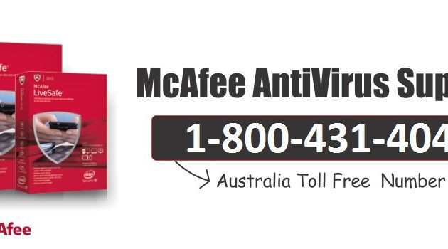 Why McAfee Antivirus is Not Working?
