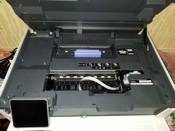 découverte de l'imprimante multifonctions jet d'encre HP Office Jet Pro 8022 @ Tests et Bons Plans