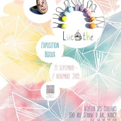 Lucothe - expo du 21 septembre au 7 novembre