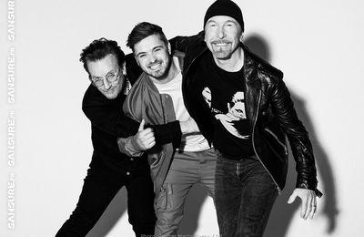 Martin Garrix et U2 signent l'hymne de l'Euro 2020 ! (Vidéo) #Euro2020