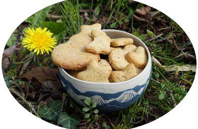 Biscuits au citron - IG Bas