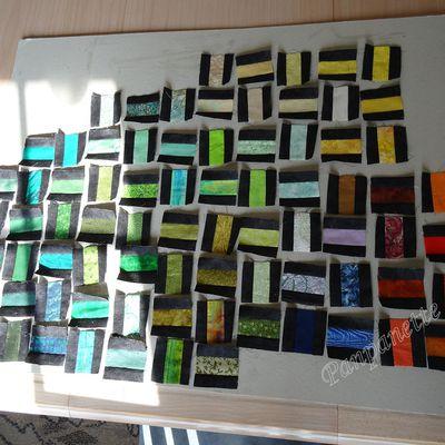 Les 400 couleurs, mon avancée (1)