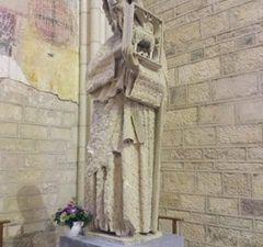 L'ostension de la Croix reliquaire et la bénédiction des semences à Rouvres-en-Plaine - 21 septembre 2016