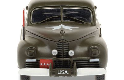 Packard Sedan Clipper US Army  (Altaya - 1/35)
