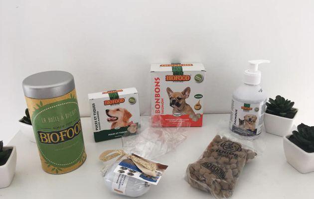 Les loulous ont testé de nouveaux produits Biofood.