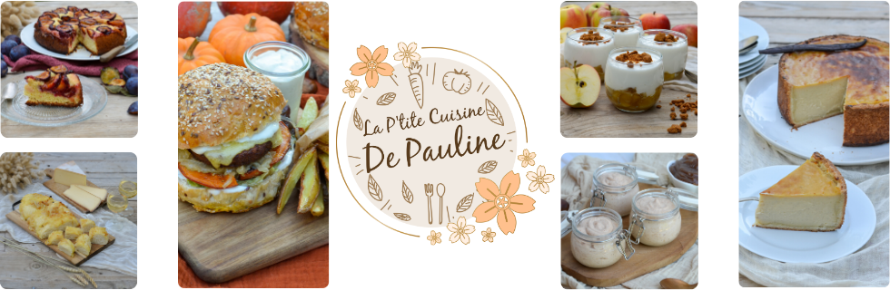 La p'tite cuisine de Pauline